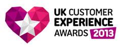UK Customer Experience Awards 2013