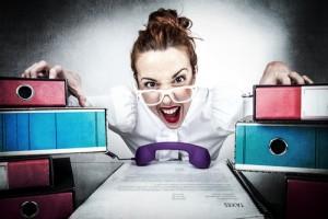 Manic Monday puts pressure on UK employees