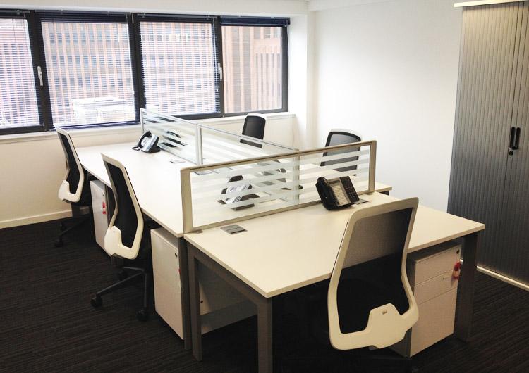 Minories 6th Floor 5 Man Office