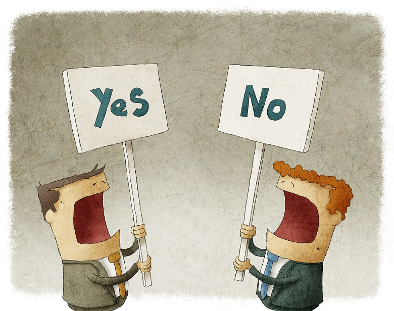 Learning to say 'yes' as a small business manager