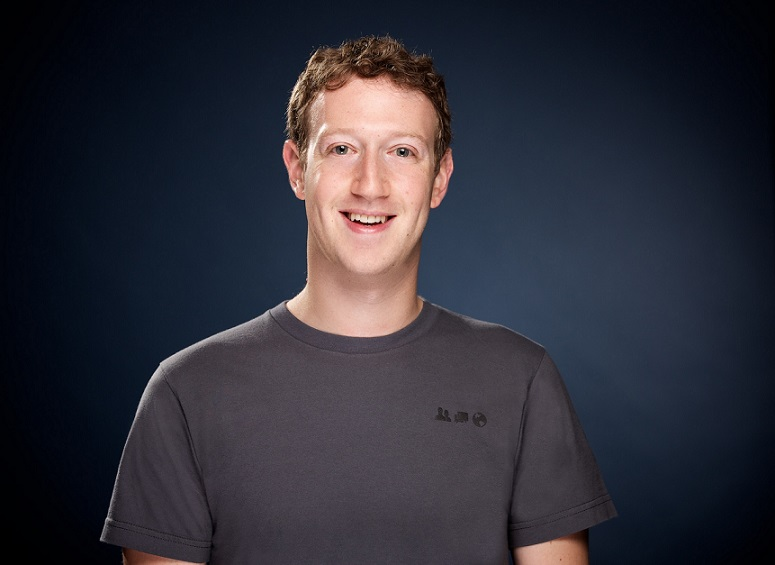 Undated handout photo issued by Facebook of Mark Zuckerberg, Facebook Founder, Chairman and Chief Executive Officer.