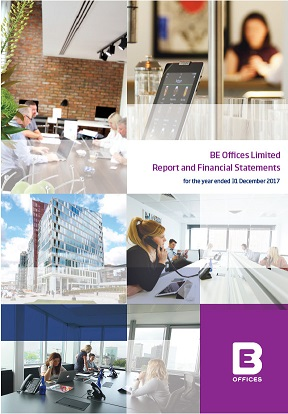 BE Offices Annual Report 2017