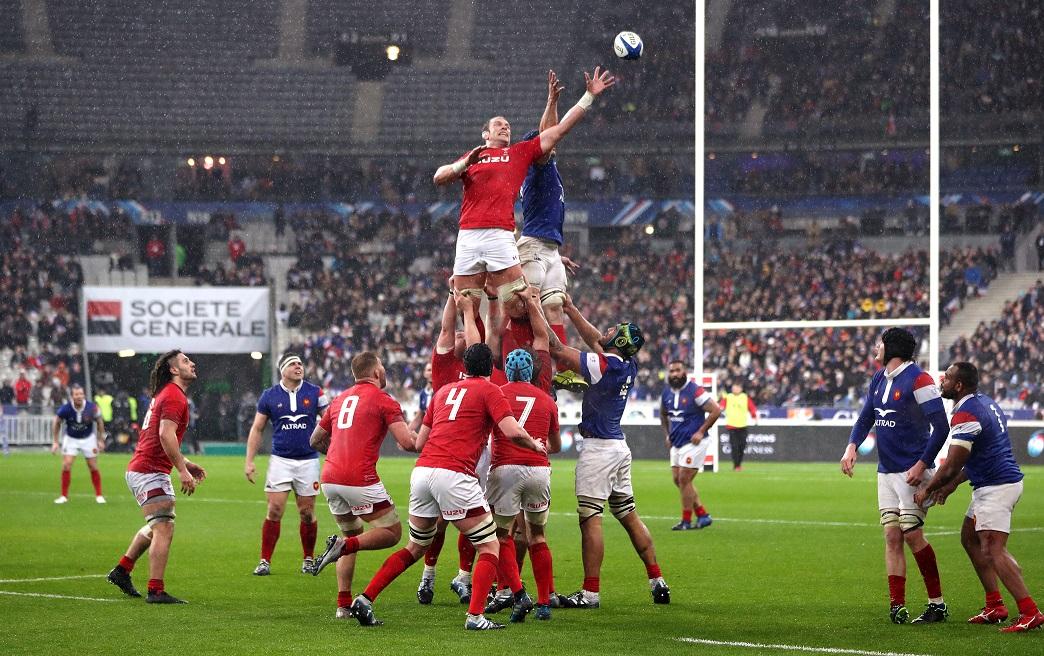 France v Wales - Guinness Six Nations - Stade De France