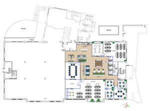 Headspace Floorplan