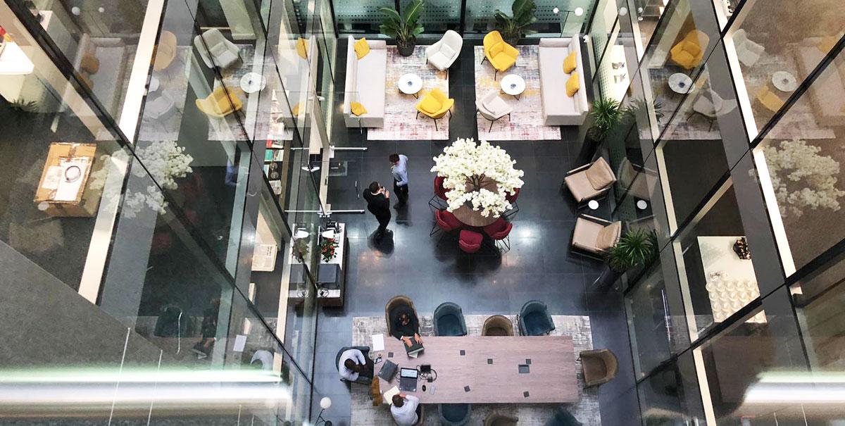 107_Cheapside_Workspace_Atrium