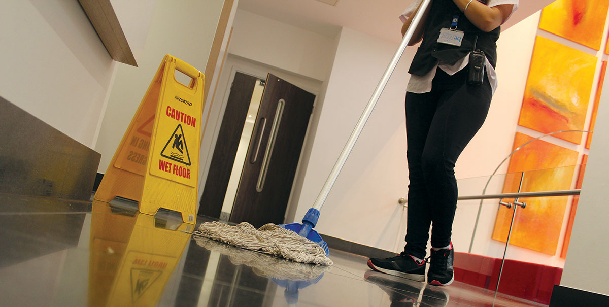 In-house_Cleaning_Team